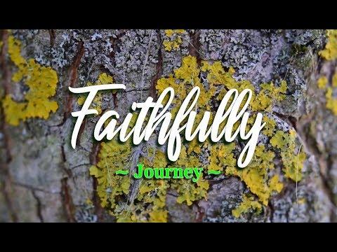 Faithfully - Journey (KARAOKE VERSION)