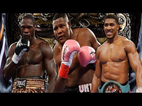 Top 5 Heavyweight 2016/17