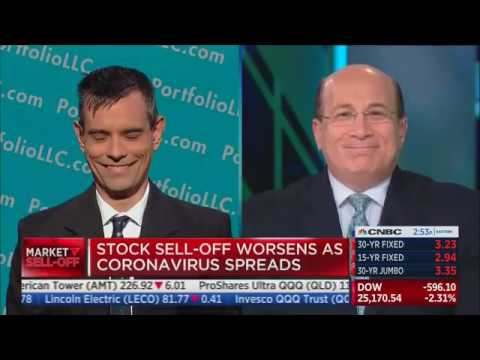 RON INSANA Coronavirus Market Selloff Commentary