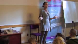 ROŚLINY MOCY W PSYCHOTERAPII - wykład Easy Grace i Gucia na UJ