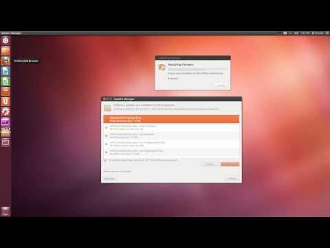 Ubuntu 12.04 - Unity Desktop Tour