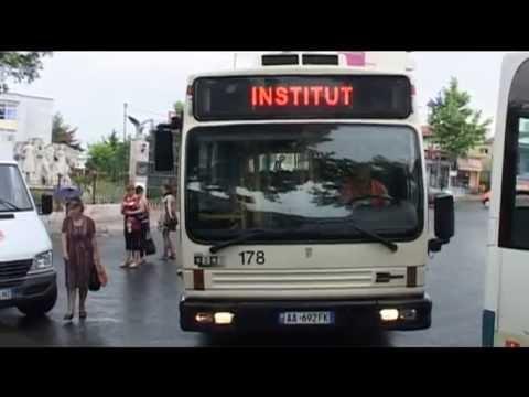 Emisioni Gjurmet Tirana Lines shpk, linjat e autobuzeve