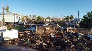 Big Pine Key - 10 weeks Post Irma