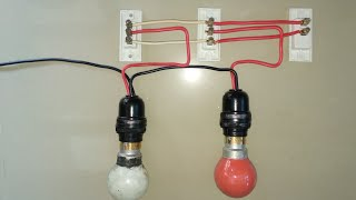 hostel wiring|हॉस्टल वायरिंग कैसे करते हैं. by Electric Guruji