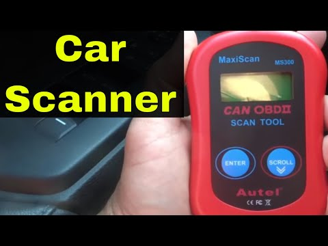 Autel MaxiScan MS300 Code Reader Review-Basic Car Scanner