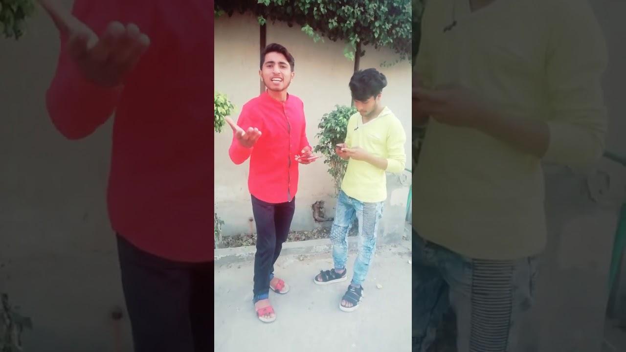 Download sajna main ghama de azaab vich rena wa funny tik tok video