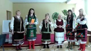 """Ансамбль """"Калина"""" - попурри украинских песен"""