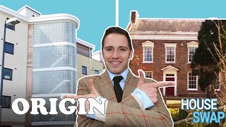 Will a Stunning Victorian House Swap for a Fancy Apartment? | House Swap | Episode 15 | Origin
