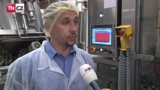 Výroba Májky v Kunovicích