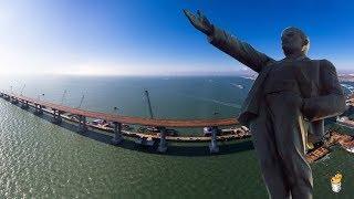 Что пошло не так с Крымским мостом