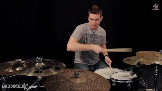 KEVIN PRINCE: A Perfect Circle - The Hollow (drum cover)