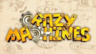 Смотреть Прохождение Игры  / Заработало / Crazy Machines / #1 - Прохождение Игры Заработало