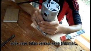 Kontes Hobi Kayu - Membuat Rak Dinding / Rak Gantung