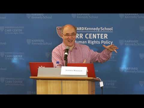 The End of Human Exceptionalism? Stephen Wolfram on YouTube