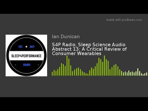 A Critical Review of Consumer Wearables