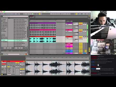 Deep House with Splice Sounds (Live Stream Recording)