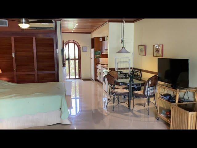 Simpson Bay Yacht Club - waterfront Studio