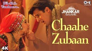 Chaahe Zubaan (Jhankar) - Dil Hai Tumhaara   Preity Zinta & Jimmy Shergill   Alka & Sonu