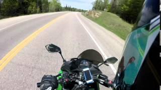 Highway 35 Ontario Canada