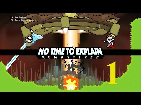 Save the Remastered Future || No Time To Explain Remastered 01 |