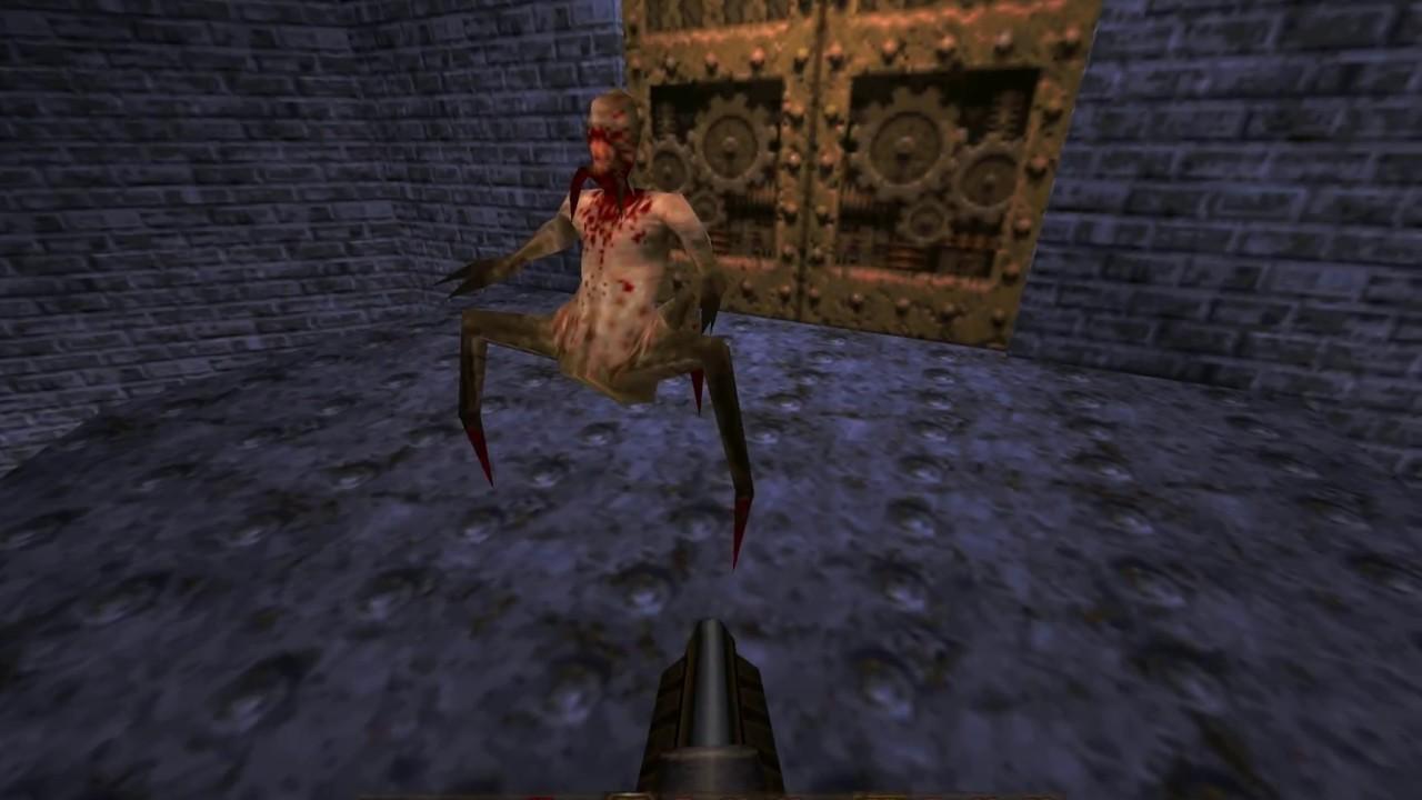 Quake added shalrath idle animation - YouTube Quake Vore
