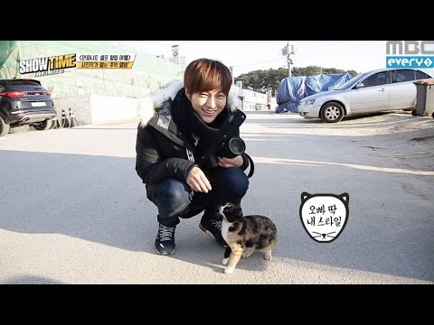 (Showtime INFINITE EP.9) L With Little Cat