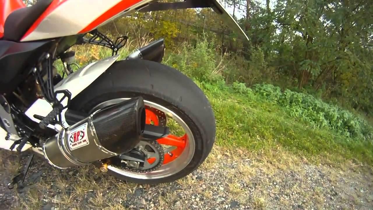 Kawasaki Z1000 Tuning
