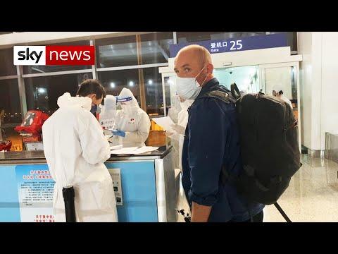 Sky News: China's 'fortress' against coronavirus