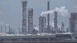 Nieuwe skyline voor ExxonMobil raffinaderij Rotterdam