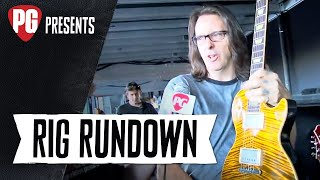 Rig Rundown - Aerosmith's Joe Perry