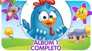 Galinha Pintadinha 1 Álbum Completo