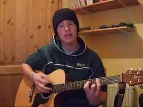 Umbrella (acoustic cover) - DanJT87-version FREE MP3!!!