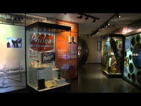Explore Tulsa ~ Phillips Petroleum Company Museum