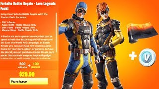 [NEW] Lava Legends Pack