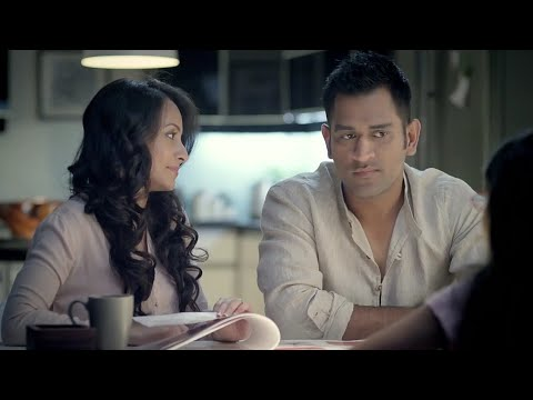 Ms Dhoni Funny Commercial Ads | Part I | Orient Eletric Ads