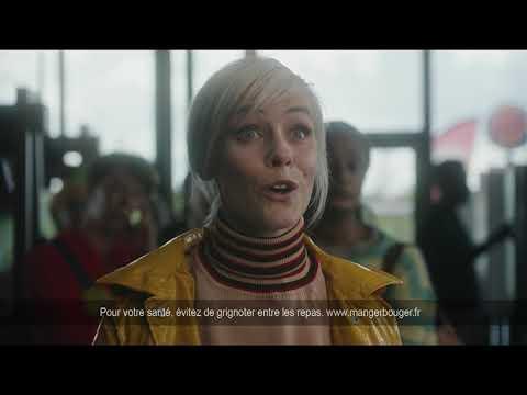 """Musique de la pub Burger King """"vous nous avez manqué""""  Juin 2021"""
