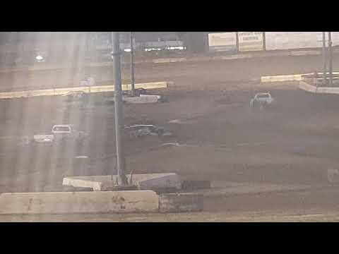 Perris auto speedway 7-27-19 figure 8 trailer race