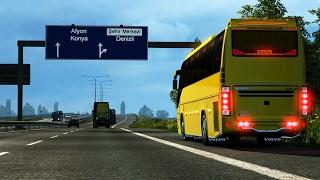 Euro Truck Simulator 2 | Türkiye Haritası | Konya | Bölüm 8