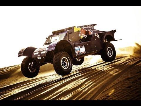Carlos Sainz en el Red Bull SMG Rally Team prepara el Dakar 2014 - PRMotor TV Channel