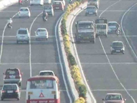 No Toll For Travelling On Delhi Noida Expressway