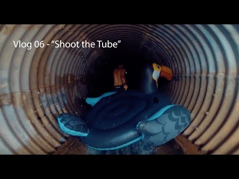 "Vlog 06 - ""Shoot the tube"" (Salt Lake City, Utah) - June 7th, 2017"