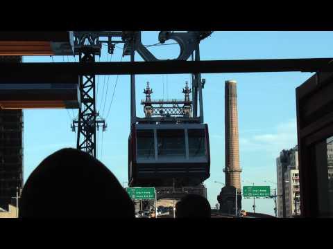 Roosevelt Island - New York City.  Boston Footage 4.1