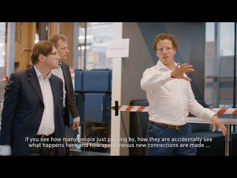 RDM Rotterdam Portret #2 Internet of Things Academy