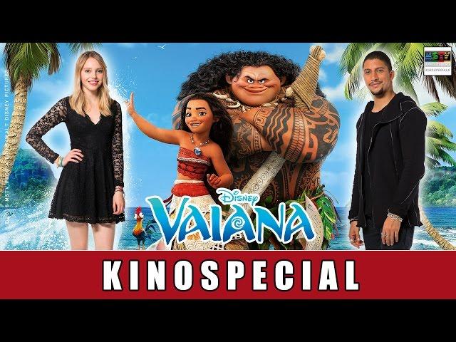 Vaiana - Kinospecial I Andreas Bourani I Lina Larissa Strahl