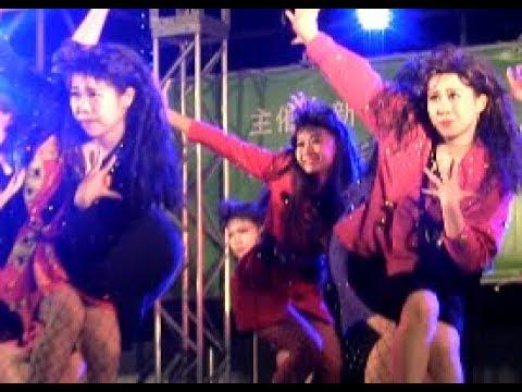 登美丘高校ダンス部(TDC)「バブリーダンス/荻野目洋子ダンシング・ヒーロー」