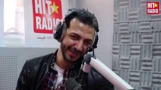 Meezo L Fadly dans le morning de momo sur HIT RADIO - 20/02/15