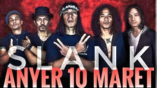Bikin Merinding!!! Slank - Anyer 10 Maret || Cover Bass By AlamSyah