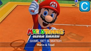 Cemu Emulator 1 11 5d   Mario Tennis: Ultra Smash (Fixed Audio) [1080p]    Nintendo Wii U by Free Emulator