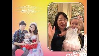 2016-01-15 簡約漸層光暈 婚禮MV - 成長故事