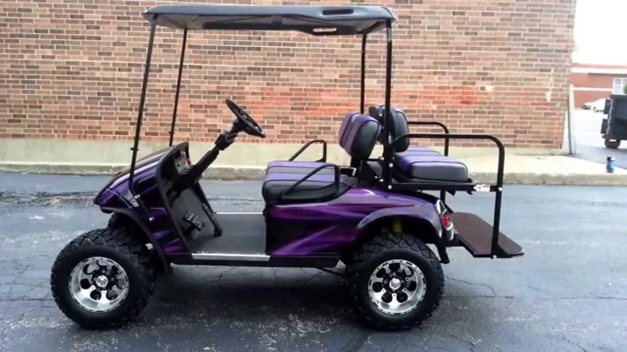 Purple Golf Cart Seat Covers on purple harley davidson seat covers, purple jeep seat covers, purple car seat covers, purple auto seat covers,